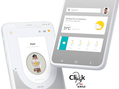 Click Widgets for KWGT v3.5 APK with Mod + Data 2