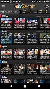 NBCS Local Sports- screenshot thumbnail