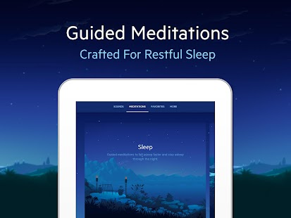 Relax Melodies: Sleep Sounds: miniatura da captura de tela