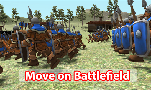 Medieval Wars: Hundred Years War 3D 1.2 de.gamequotes.net 2