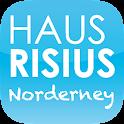 Pension Haus Risius Norderney icon