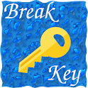 Break Key Puzzle Game