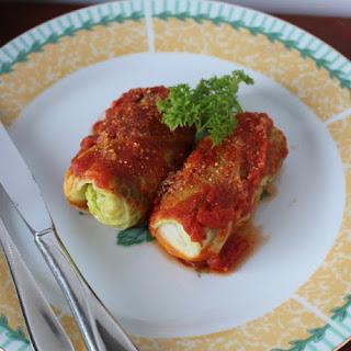 Quinoa Cabbage Rolls