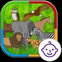 Βrincar com os animais icon