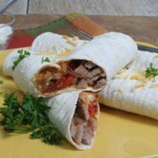 Beef Fajitas