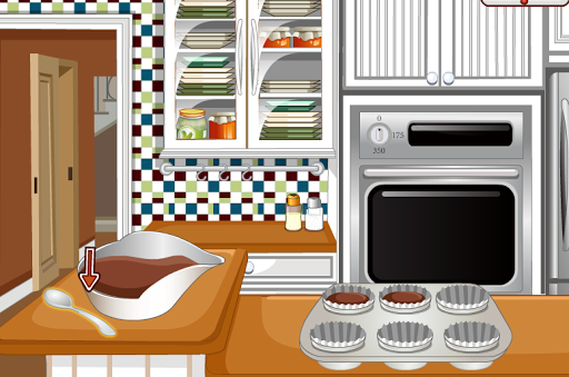 cookies cooking girls game Apk Download 4