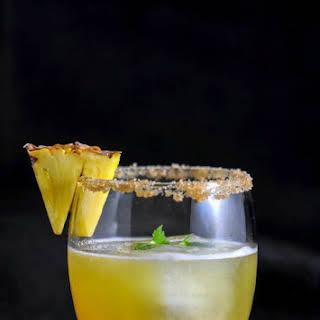 The Piña de Fuego - A Tequila Cocktail.