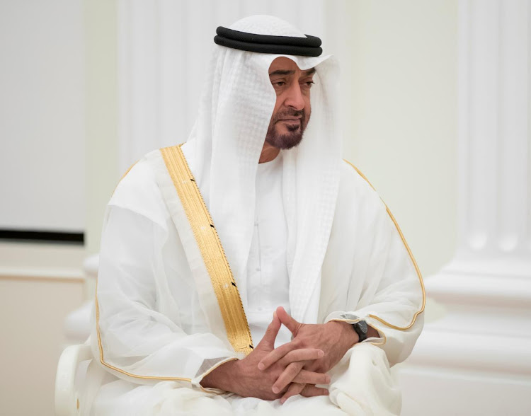 Mohammed bin Zayed. Picture: REUTERS