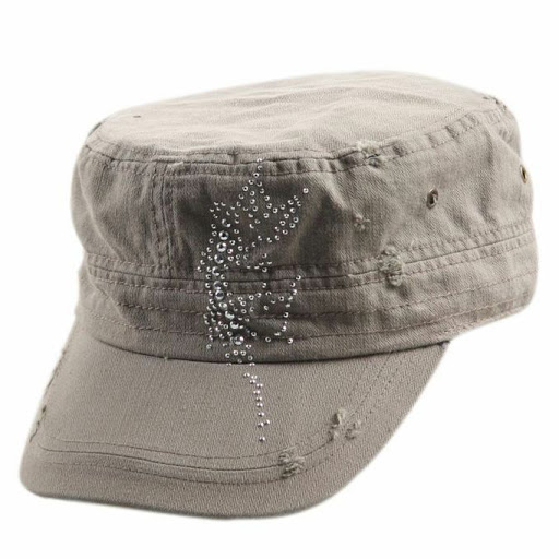 Bespoke Branded Military Caps