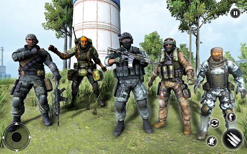Modern warfare special OPS: Commando game offline - Screenshot