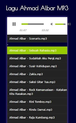 Syair kehidupan — achmad albar   last. Fm.