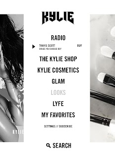 Kylie Jenner Official App- screenshot thumbnail
