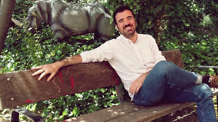 Julio Béjar en la Real Escuela Superior de Arte Dramático de Madrid, la RESAD. Tanea Peña