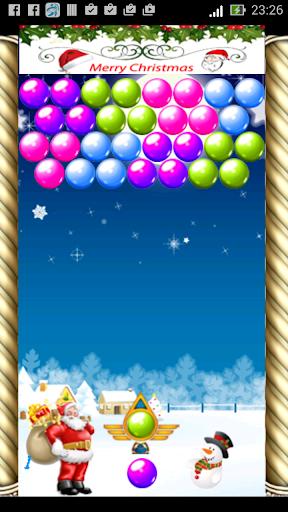 Bubble Shoot Christmas