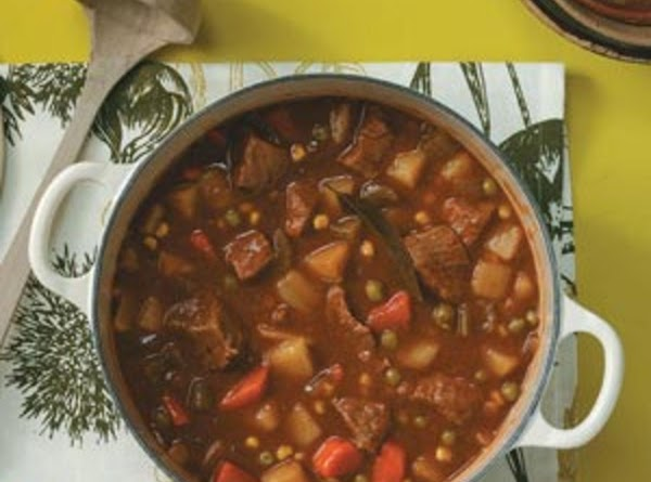Slow-cooker Stew Recipe