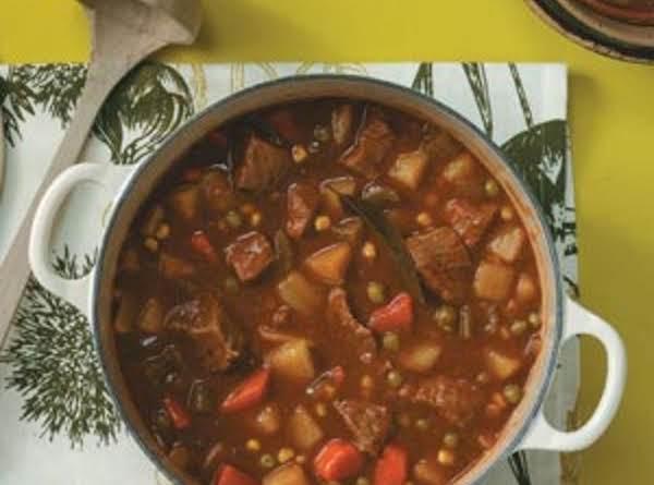 Slow-cooker Stew Recipe
