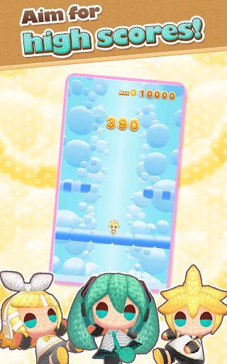 Hatsune Miku Amiguru Jump screenshot 12