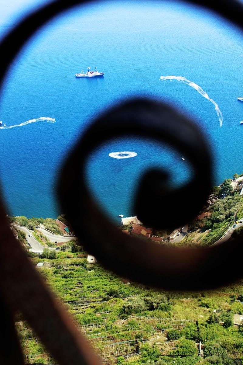 Circolare in mare di Alessandra Verre