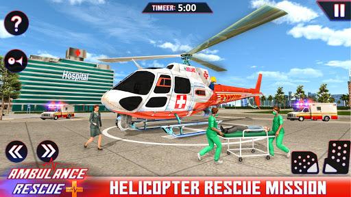 Download Ambulance Rescue Emergency Driver: City Duty MOD APK 2
