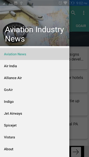 Indian Aviation News Today - Aviation News Digest - screenshot
