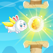 Easter Bunny Fly - Easter Game With Easter Bunny