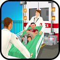 Kids Hospital Emergency City Rescue Service icon