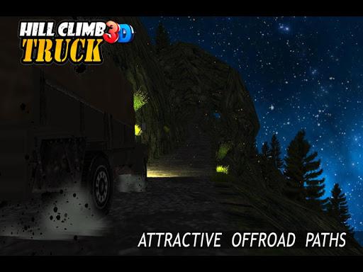 Hill Climb Truck 3D