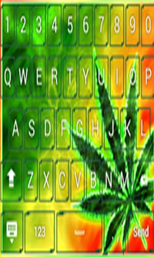 Rasta Reggae Keyboard