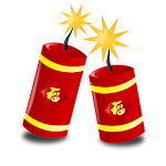 Chinese New Year Countdown Icon