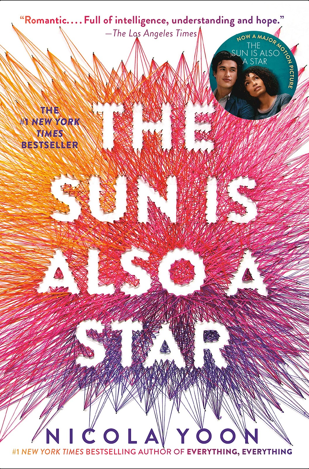 Amazon.com: The Sun Is Also a Star (Yoon, Nicola) (9780553496680 ...