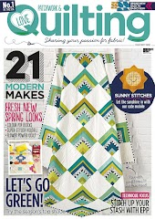 Love Patchwork and Quilting