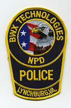 Photo: Babcock and Wilcox Technologies Police, Nuclear Power Division