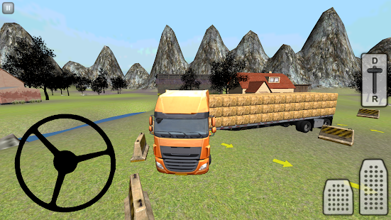 Farm Truck 3D: Hay- screenshot thumbnail