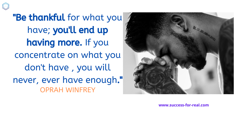365 Success Quotes For Motivation - Picture Quote By Oprah Winfrey