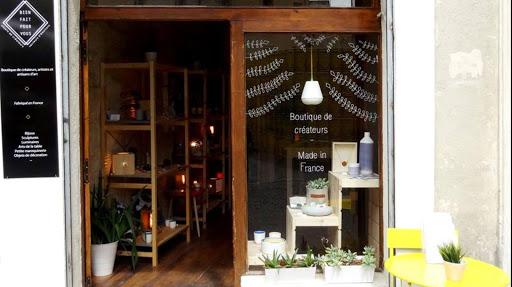réseau de revendeur de créations fait-main en béton ciré de Junny chez la bien fait pour vous une boutique à Montpellier