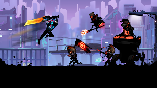 Cyber Fighters: Shadow Legends in Cyberpunk City filehippodl screenshot 10