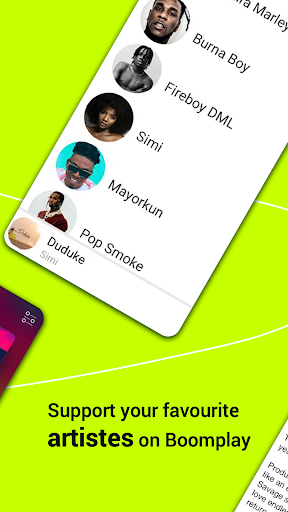 Boomplay:Stream & Download Trending Music for Free 5.8.2 screenshots 4