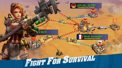 Doomwalkers - Survival War 5.4 gameplay | by HackJr.Pw 5