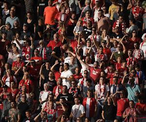 Plzen kleurt rood en wit: Antwerp-supporters klaar voor de wedstrijd