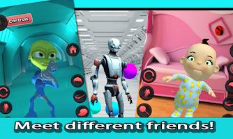 Screenshot of Voice Changer & Face Warp Fun