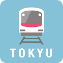 TokyuLinesApplication icon