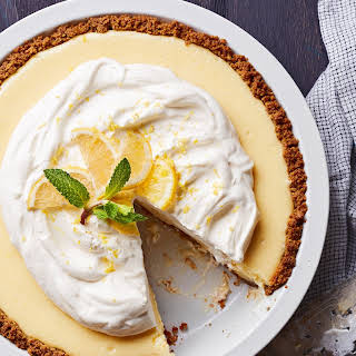 Jo's Favorite Lemon Pie.