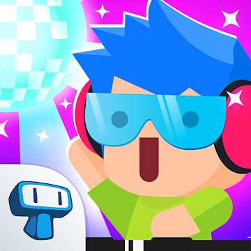 Epic Party Clicker-The Game MOD APK 1.0.13 (Unlimited Gems & Coins)