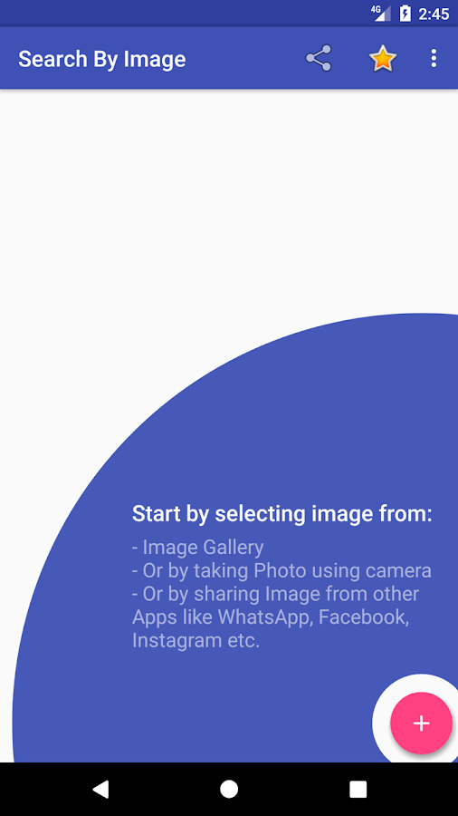 Search By Image- screenshot