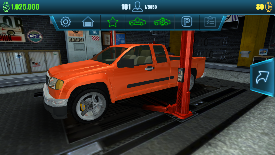 Car Mechanic Simulator 2016- screenshot