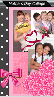 Mothers Day Collage - náhled