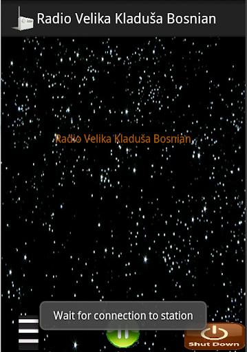 Radio Velika Kladuša Bosnian