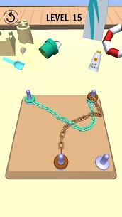 Go Knots 3D Mod Apk Download Latest v 3.0.3 4
