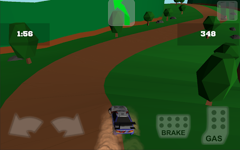 X-Avto Rally- screenshot thumbnail