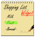 Shopping List Widget icon